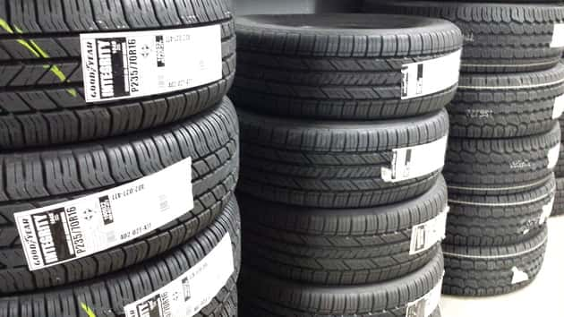 starting a tire business plan