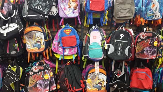 design your backpack store