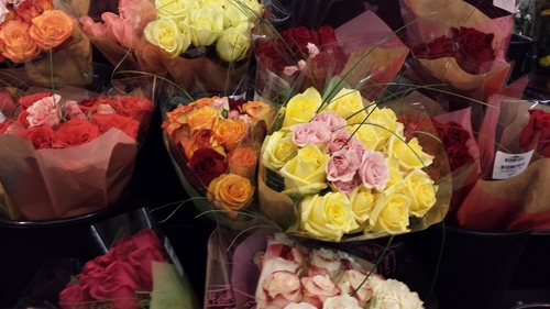 flower wholesale business