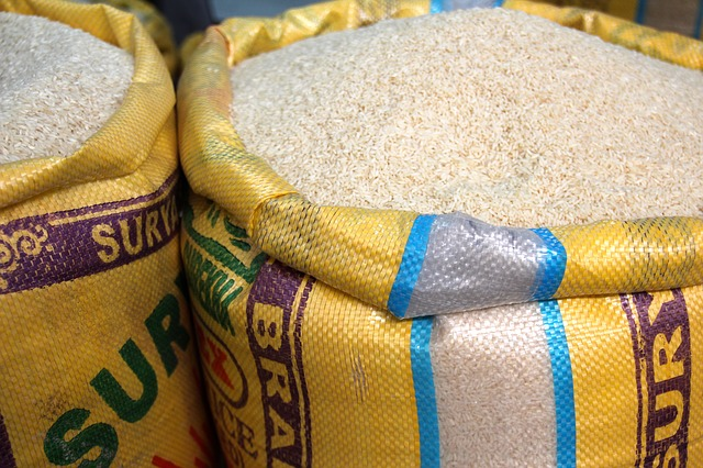 start rice business