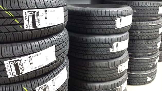 Starting A Tire Shop